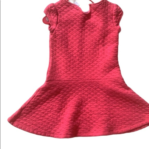 💥10/$10-Gymboree quilted pink dress